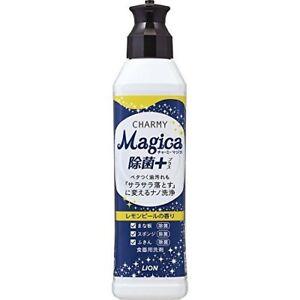 Charmy Magica Dishwashing Detergent Plus Lemon Peel Aroma Import Japan