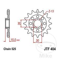 ø 21,3 23 mm JT Sprockets Ritzel 16 Zähne Teilung 520 gummiert Innen