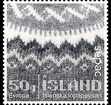 IJsland / Iceland - Postfris / MNH - SEPAC, Handcraft 2017