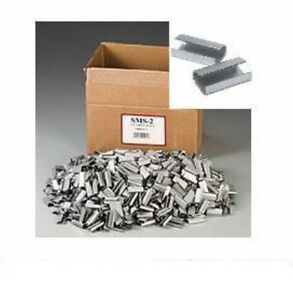 2000x-Metal-Hand-Pallet-Strapping-Banding-Seals-Clips