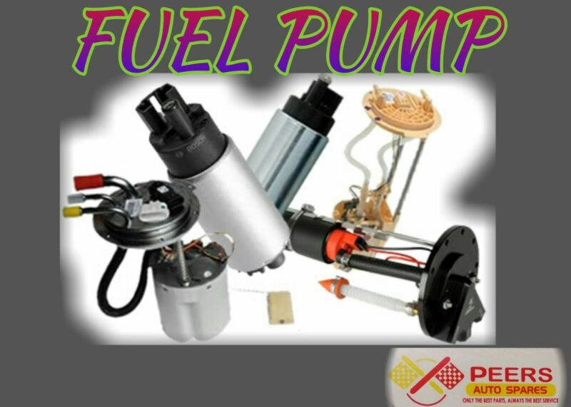 FUEL PUMP AND HOUSING FOR MOST VEHICLES