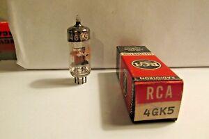 RCA-4GK5-Vacuum-Electronic-Tube-new-old-stock-FREE-SHIPPING
