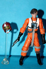STAR WARS LEGACY JOHN BRANON RED SQUADRON X-WING PILOT WALMART EXCLUSIVE LOOSE