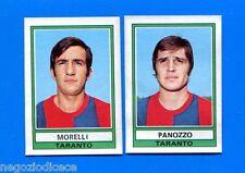 CALCIATORI 1973-74 Panini - Figurina-Sticker n. 535 -MORELLI-PANOZZO TARANTO-Rec
