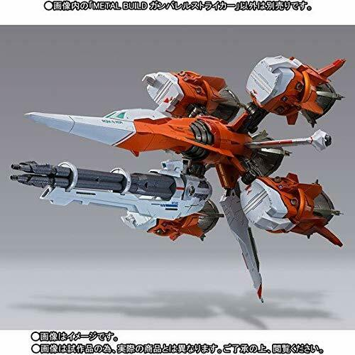 Metallo Costruzione Gundam Semi Gunbarrel Attaccante per Aile Ricariche