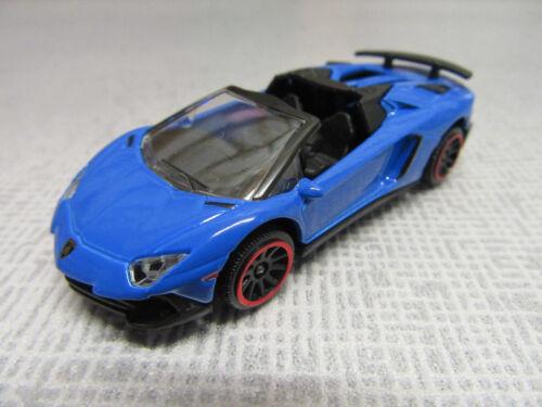 979 Majorette®Scale 1:64 Lamborghini Aventador SV Roadster Cabrio Neu ohne OVP