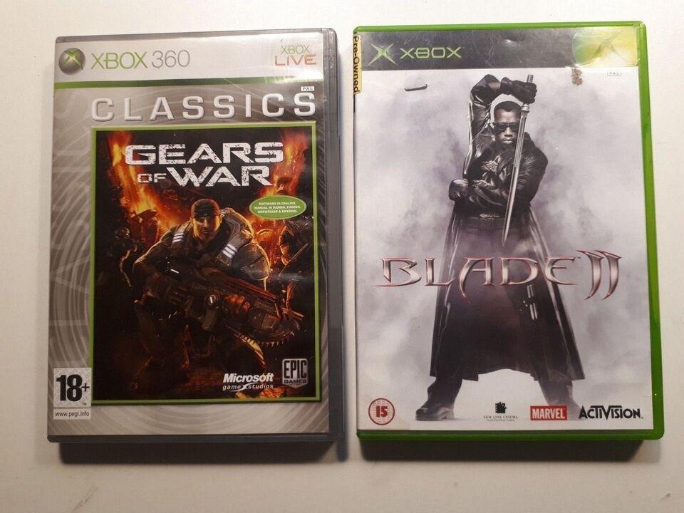 Diverse, Xbox, action
