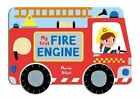Whizzy Wheels: My First Fire Engine: A Story Board Book About a Fire Engine by Pan Macmillan (Board book, 2015)