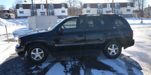 For Sale - 2002 Chevrolet Trailblazer 4x4 - New inspection