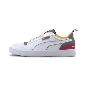 Puma Men's Ralph Sampson x Helly Hansen Puma White Sneakers 37263101 NEW!