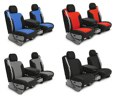 Coverking MODA Sportex Tailored Seat Covers for Tesla Model 3
