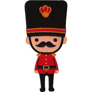 Soldier Patch Embroidered Badge Embroidery Crafts Applique Iron Sew On Clothes