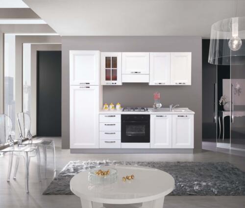 Pensili cucina componibile classica bianca H 48   eBay
