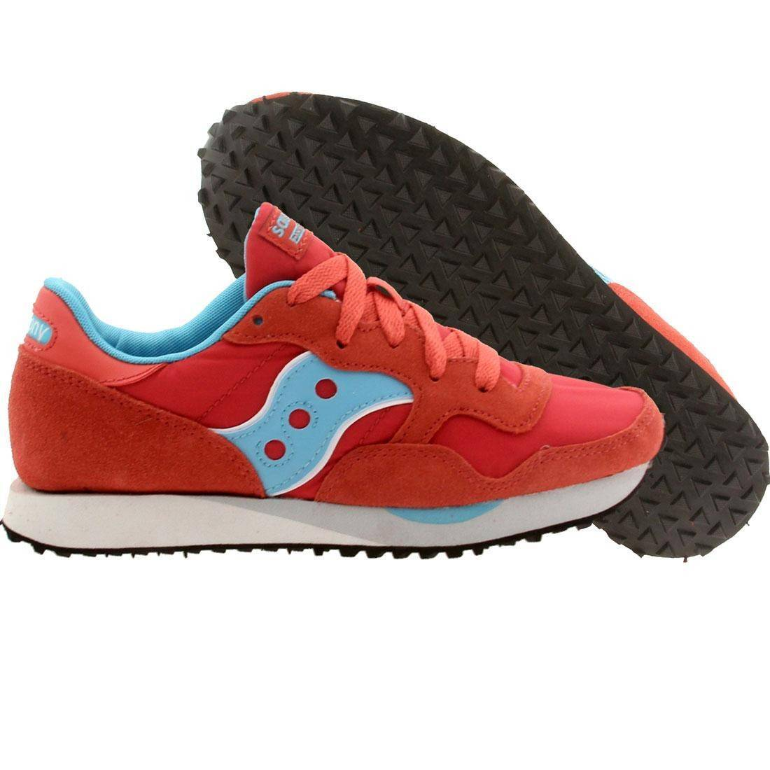 Saucony Women DXN Trainer red light bluee S60124-18