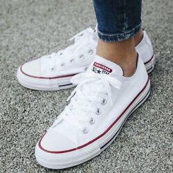 Converse Chuck Taylor All Star Classic Unisex Sneaker Weiß  M7652C  TOP  *36-46*