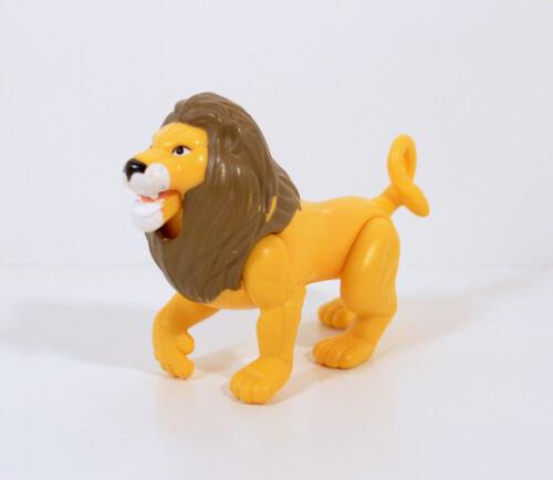 "1998 Lion 3.5/"" de McDonald PVC Action Figure #9 Disney Animal Kingdom"