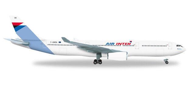 Airbus A330-300 Air Inter 1 500 Herpa