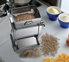 Marcato Grain Mill for Making Flour, Mills Oats, Barley, Wheat and More