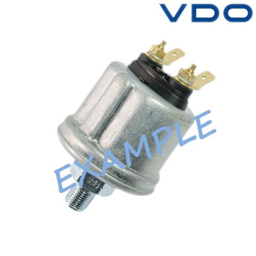 VDO Engine Oil Pressure Sensor Dual-pole Boat Marine 10bar 362-081-001-002K