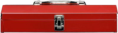 Household/Project Steel Tool Box, 15-Inch, Stack-On R-51, Red, New