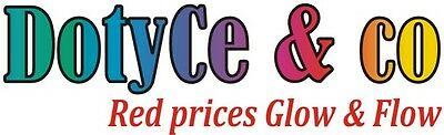 DotyCe Co Red Prices Glow and Flow