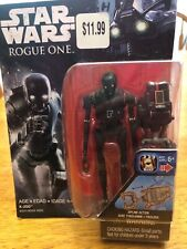 """Star Wars Authentic Black Series 6/"""" #24 Rogue One K-2SO Loose Complete"""