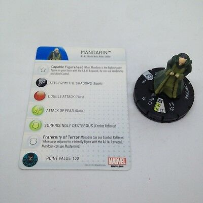Regenesis set Storm #004 Gravity Feed figure w//card! Heroclix X-Men