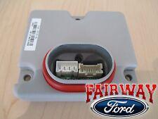 15 thru 17 F-150 & 17 Super Duty F250 F350 OEM Ford Head Lamp Light Ballast LED