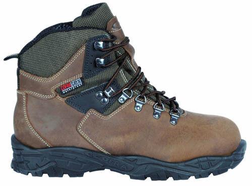 Cofra Horizontal Laboral botas Impermeables