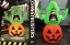 thumbnail 1 - Ghostbusters-4-5-039-Slimer-Airblown-Halloween-Jack-O-Lantern-Inflatable-Lighted