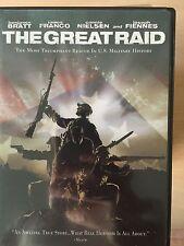 Benjamin Bratt, James Franco THE GREAT RAID ~ 2005 World War II Film   US R1 DVD