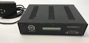 Details about Muzak Encompass LE Wegner Digital Satellite Receiver On-Hold  Music W/ Power Adap