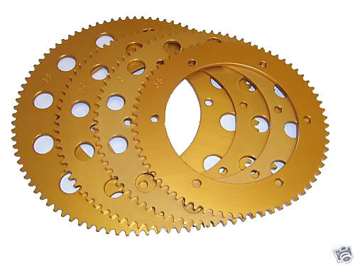 Kart Rear Sprocket 69 Tooth Brand New Best on  Rear Cog Kart Parts UK
