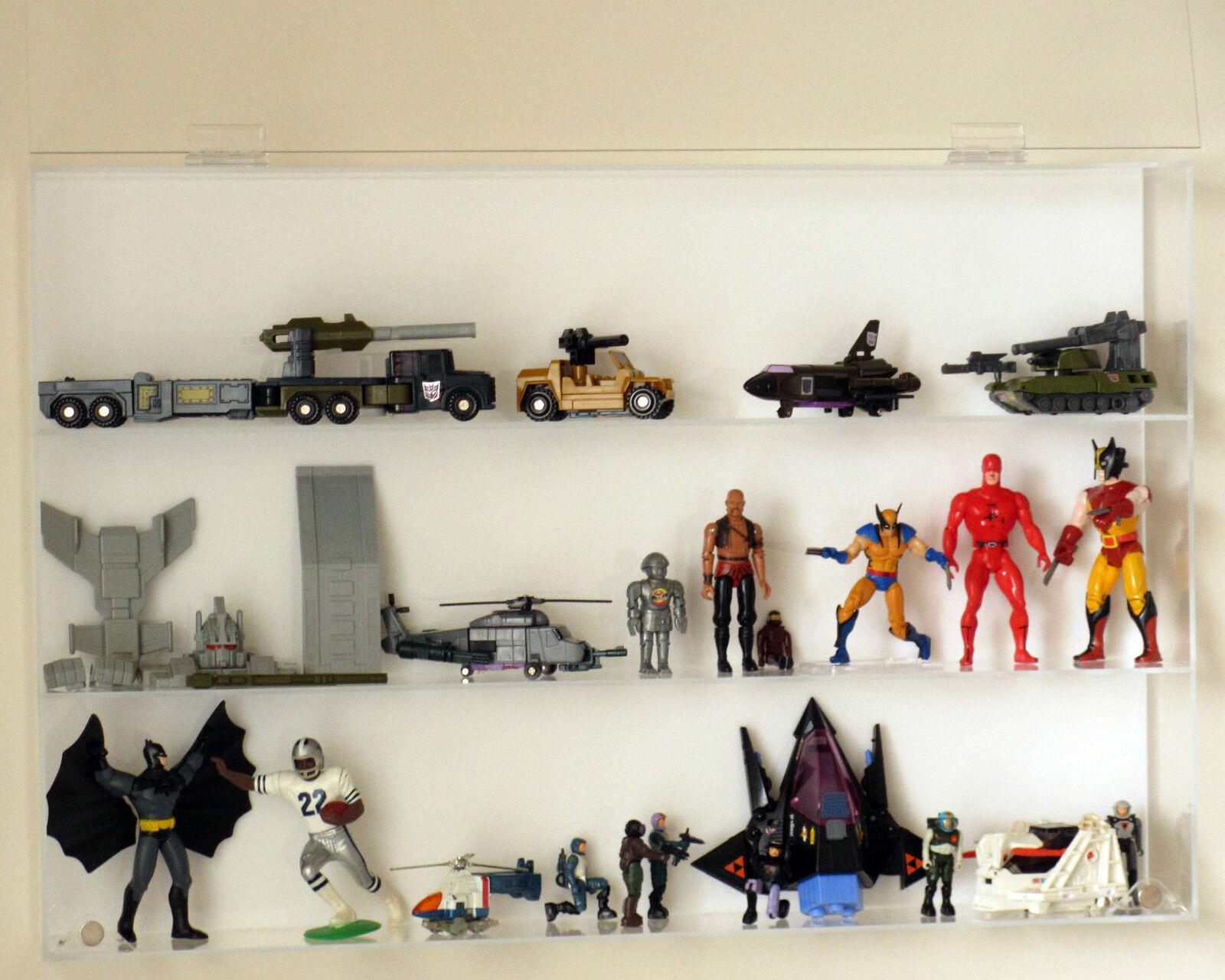 Collectors Showcase - Premium Display Case for Action Figures - S2MS
