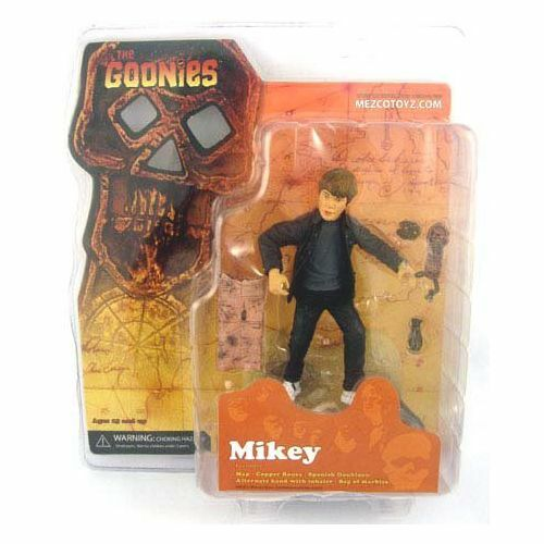 THE GOONIES MIKEY ACTION FIGURE SEAN ASTIN RICHARD DONNER MOVIE TOY COLLECTIBLE