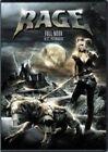 Rage Full Moon in St. Petersburg 0727361181925 DVD / With CD Region 2