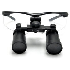 4x High Magnification Binocular Dental Loupe Surgical Magnifier Magnifying Glass
