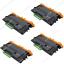 4-Pack-TN880-Cartouche-de-toner-Noir-pour-Brother-DCPL-5900-6700-5600-5650-5700-5850 miniature 2