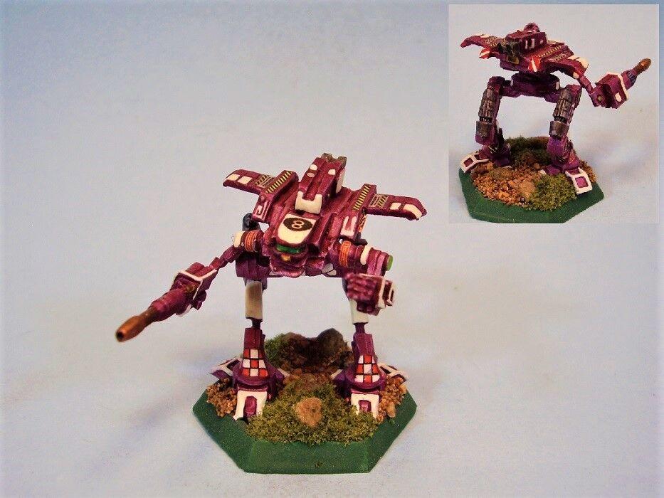 Battletech Pintado Miniatura Tree Frog battlemech MWC