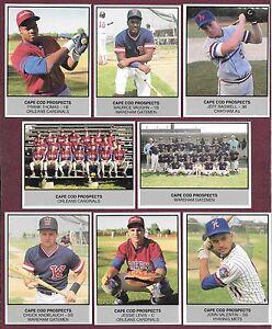 1988-Cape-Cod-Baseball-League-Prospects-Set-Thomas-Vaughn-Bagwell-Knoblauch-30