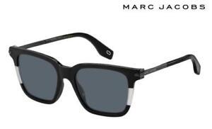 10c3925a670 MARC JACOBS Sunglasses 293 S (807 IR) Black   Grey RRP-£140 ...