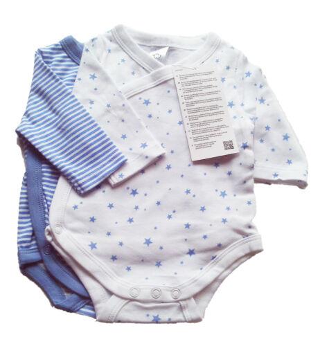 2x angeles coméntaselo a body talla 46 Baby Club nuevo 100/% algodón bio Baby set salva estrellas