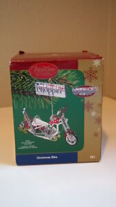 American Chopper Ornament Christmas Bike By Carlton Card 2005 Heirloom 151