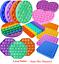 thumbnail 1 - Push Pop for it Bubble Fidget Toy Sensory Stress Relief Special Needs Autism  US