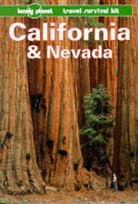 """""""AS NEW"""" California and Nevada (Lonely Planet Travel Survival Kit), Keller, Nanc"""