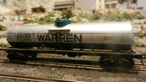 Athearn-Vintage-HO-BB-Warren-Single-Dome-Tank-Car-Exc