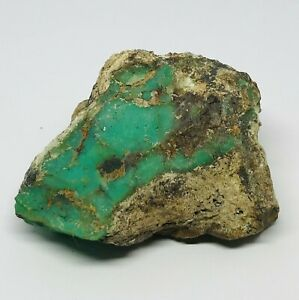 Green-Chrysoprase-Large-Natural-Rough-Crystal-505g-17-813oz-GN-0073
