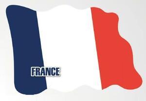 Francia-Francia-Iman-Bandera-Bandera-Paises-Diseno-De-Epoxy-Viajes-Recuerdo