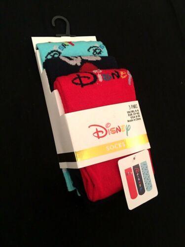 """3 Paar /"""" DISNEY /"""" Socken Sneaker socks 37-42 Mickey Mouse Micky maus PRIMARK"""