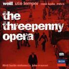 Kurt Weill: Die Dreigroschenoper (The Threepenny Opera) (CD, Feb-1990, Decca)